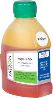 Чернила Patron Epson (180 мл) Yellow (L100-405) EPS L100/Y(180)