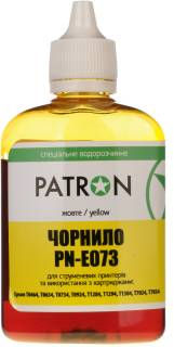 Чернила Patron Epson T0734 (TX200), (PN-E073-322), 90 г Yellow I-PN-ET0734-090-Y