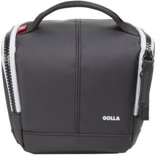 Golla CAM BAG S G1361 Barry PVC/polyester black)