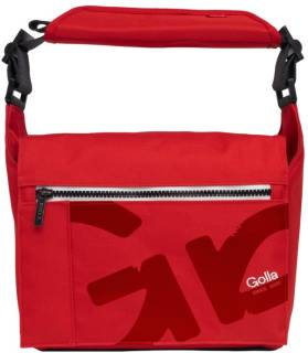 Golla CAM BAG M G1371 Mico PVC/polyester (red)