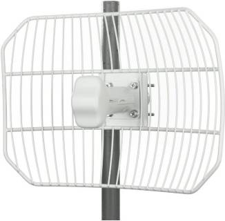 Точка доступа UBIQUITI AirGrid M5 17x24 5 GHz AGM5-HP-27