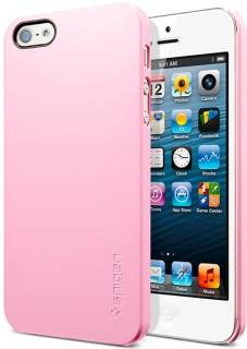 SGP IPhone 5 Case Ultra Thin Air Series (Sherbet Pink) SGP09506