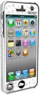 Arwizz Чохол Qual for iPhone 5 THE DOG West High and White AR-QL1111WH