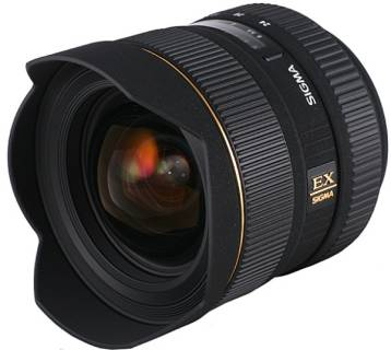 Объектив Sigma 12-24 mm f4.5-5.6 EX DG Aspherical HSM for Canon