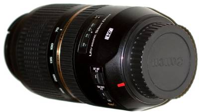 Объектив TAMRON AF 70-300 f/4-5.6 Di VC USD for Canon