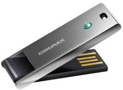 Флеш-память USB Kingmax Super Stick STAR Super Stick STAR 4 GB