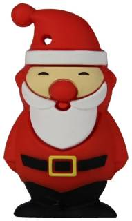 Флеш-память USB Patriot USB Flash Patriot Holiday 16Gb USB Santa PSF16GUSBHDST