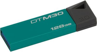 Флеш-память USB Kingston DTM30/128GB 128GB USB 3.0 DataTraveler Mini