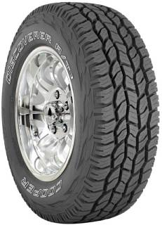 Шина Cooper Discoverer A/T3 275/65 R20 126/124S