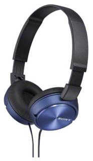 Наушники Sony MDR-ZX310 Blue MDRZX310L.AE