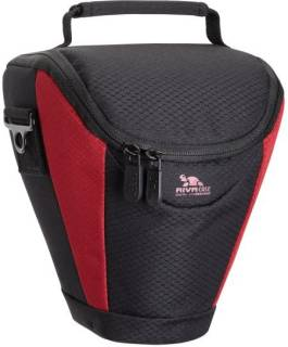 RivaCase 7207 (PS) Black/Red