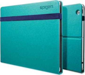SGP Чохол - книжка Hardbook Case Jade for The new iPad SGP09120