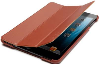 SGP Leather Case Leinwand Series Vegetable Red for iPad mini SGP09652