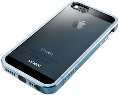 SGP Metal Crystal iPhone 5 (SGP10043) Blue