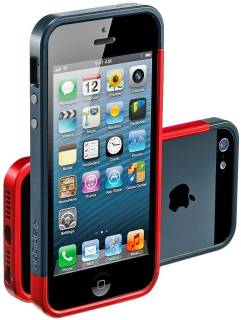 SGP Чохол Case Linear EX Slim Metal Series Gunmetal for iPhone 5 SGP10084
