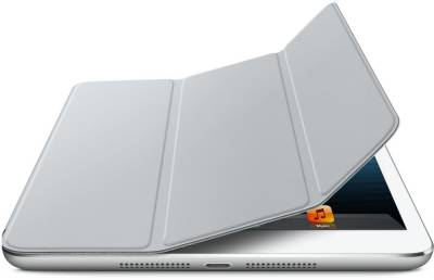 Apple IPAD MINI COVER POLY ORIGINAL Light Grey