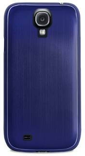 Puro Samsung Galaxy S4 METAL синий SGS4METALBLUE