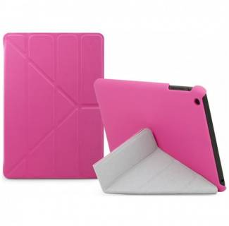 CYGNETT Pink Enigma Slim Folding Case with Stand for iPad Mini CY0969CIENI