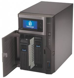 iOmega px2-300d Network Storage, 0TB Diskless 36071