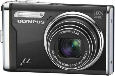 Фотоаппарат Olympus Mju 9000 Midnight Black N3237292