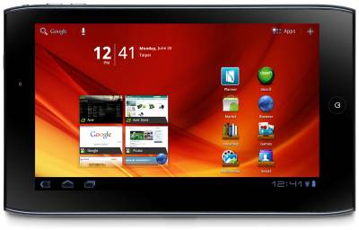 Планшет Acer Iconia Tab A100 8GB Black XE.H6REN.015