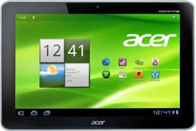 Планшет Acer Iconia Tab A210 16GB Black HT.HAAEE.003