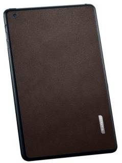 SGP Premium Protective Cover Skin Leather Brown for iPad mini SGP10069