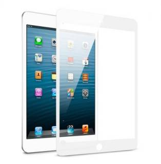 SGP Oleophobic Coated Tempered Glass Glas White for iPad mini SGP10124