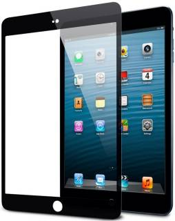 SGP Oleophobic Coated Tempered Glass Glas Black for iPad mini SGP10125