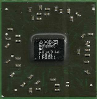 AMD 218-0697014 BGA SouthBridge Chipset With Balls