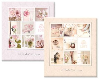 EVG 20 sheets S315x325 Wedding pastel with box WP315x325