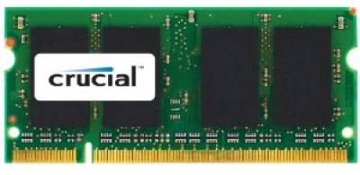 Оперативная память Crucial So-Dimm DDR3 4Gb 1066MHz CL7 Mac Certified CT4G3S1067M