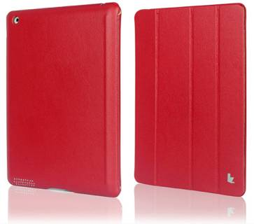 JisonCase Classic SmartiPad 4/3/2 JS-IPD-06H30 Red