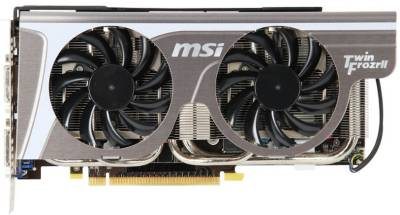 Видеокарта MSI GeForce GTX560 Ti 2048Mb Twin Frozr N560GTX-Ti Twin Frozr II 2GD5/OC