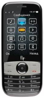 Смартфон Fly B300 Duos grey