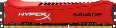 Оперативная память Kingston HyperX Savage Red DDR3 8Gb 1866MHz CL9 HX318C9SR/8