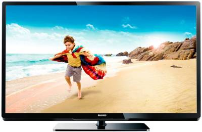 Телевизор Philips 37PFL3507K/12 Black