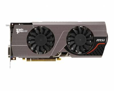 Видеокарта MSI R7870 Twin Frozr 2GD5 602-V274-Z02
