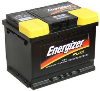 ENERGIZER Plus 60Ah UK027 EP60-L2