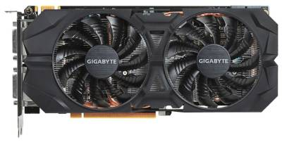 Видеокарта Gigabyte GeForce GTX 960 4096Mb GV-N960WF2OC-4GD