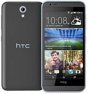 Смартфон HTC Desire 620g Dual Sim Matt Grey with Light Grey Trim 4718487660582