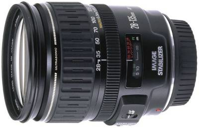 Объектив Canon EF 28-135 IS USM 2562A003, 2562A014