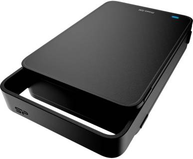 Внешний HDD Silicon Power Stream S06 4TB Black USB 3.0 SP040TBEHDS06C3K