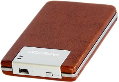 Внешний HDD Prestigio PMSPD2BROWN080