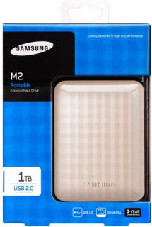 Внешний HDD Samsung M2 Portable HX-M101UAE/G