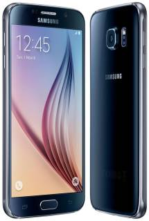 Смартфон Samsung SM-G920F Galaxy S6 32GB ZKA (black)