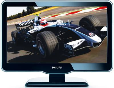 Телевизор Philips 37PFL5604H/12 Black