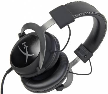 Наушники Kingston HyperX Cloud II Gaming Headset Gun Metal KHX-HSCP-GM