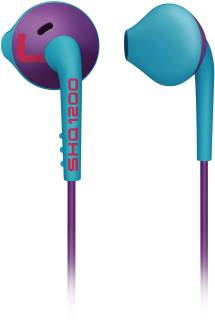 Наушники Philips SHQ1200PP/10 Sport Purple