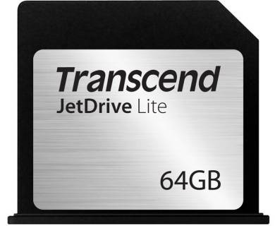 Карта памяти Transcend JetDrive Lite 64GB Macbook Air 13''Late2010-Early2015 TS64GJDL130